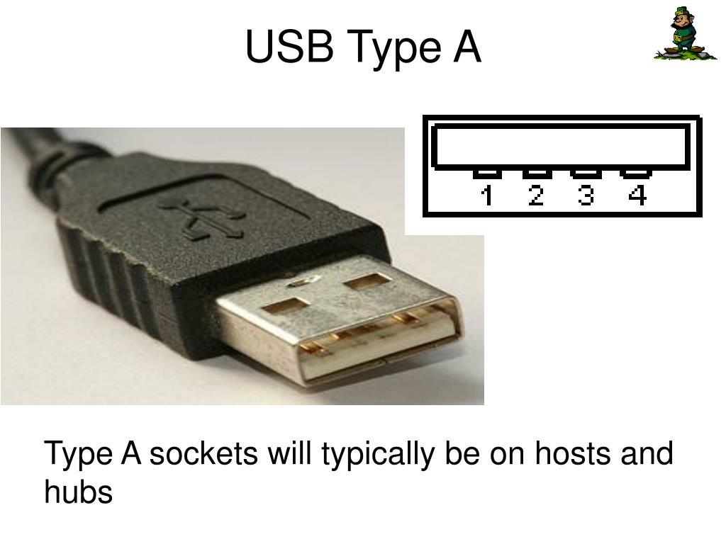 USB Type A