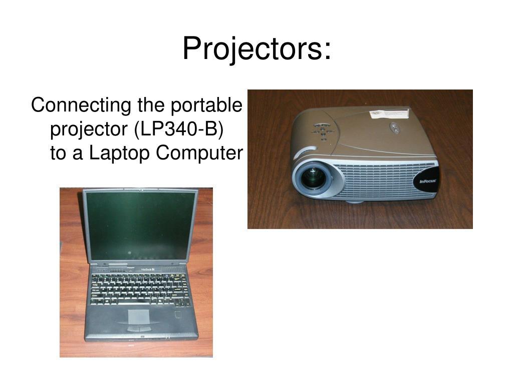 Projectors: