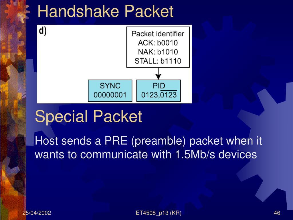 Handshake Packet