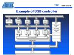 example of usb controller