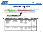 standard requests