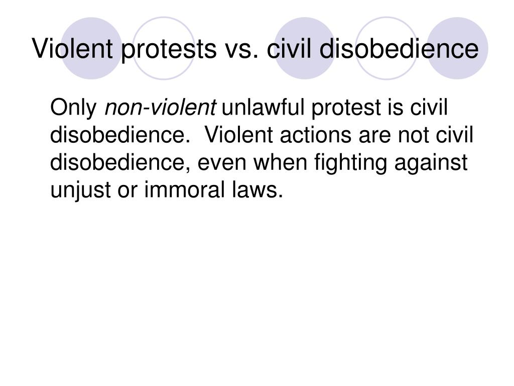 PPT - civil rights & civil disobedience PowerPoint ... | 1024 x 768 jpeg 62kB