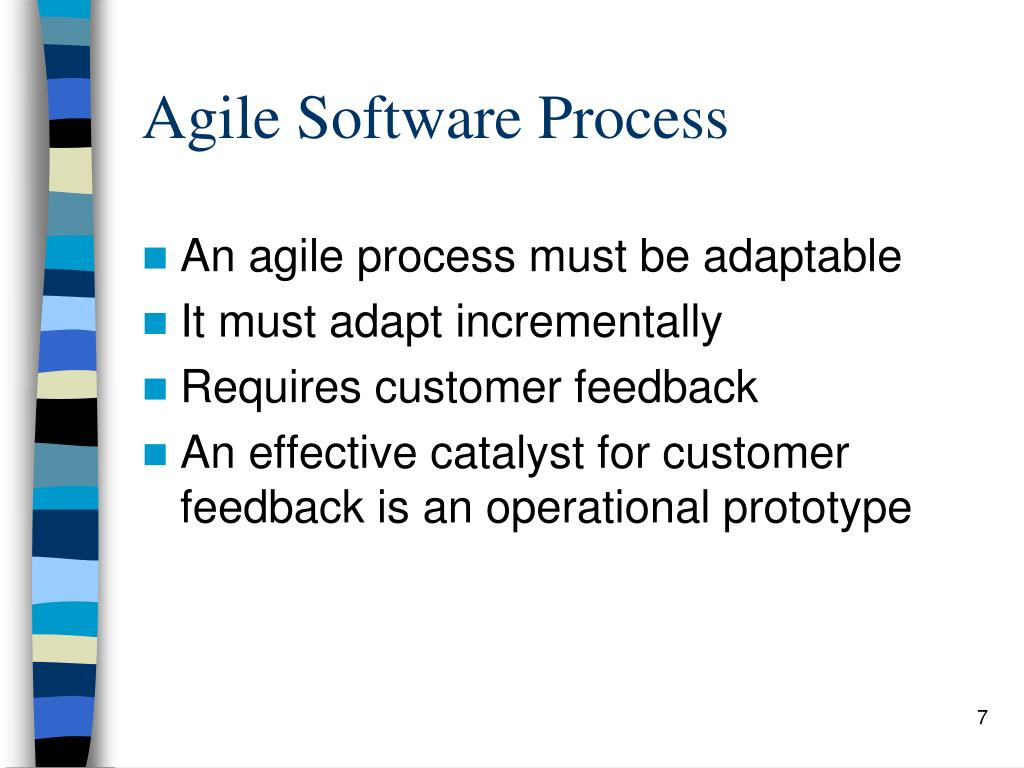 Agile Software Process