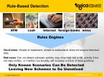 rule based detection