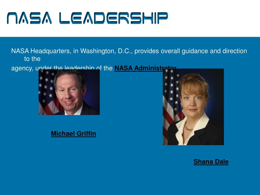 NASA Leadership