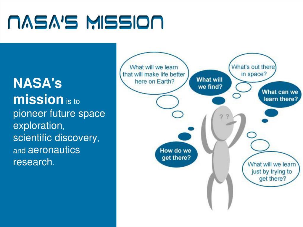 NASA's Mission
