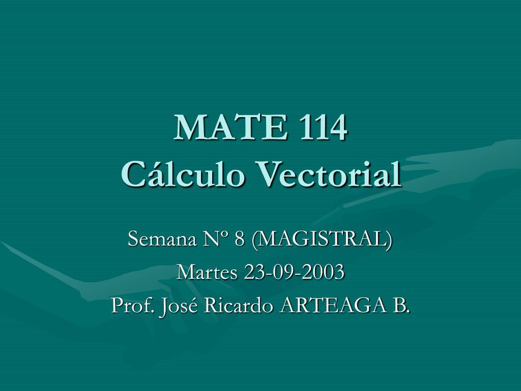 MATE 114