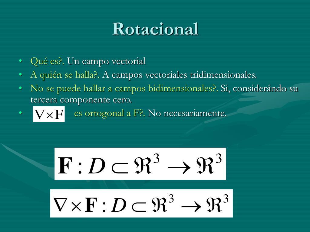 Rotacional