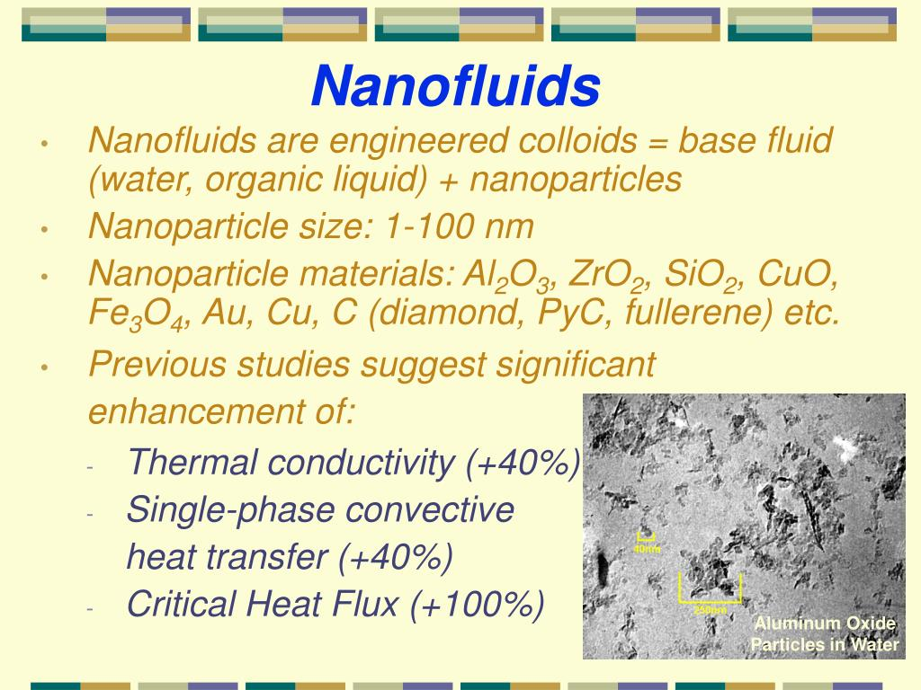 Aluminum Oxide Particles in Water