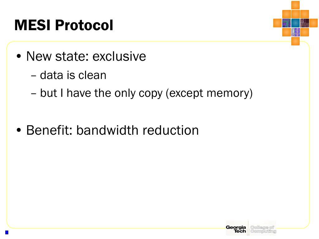 MESI Protocol
