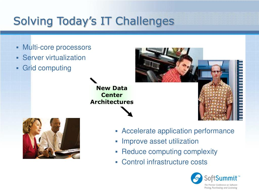 Solving Today's IT Challenges