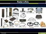 radar lrus