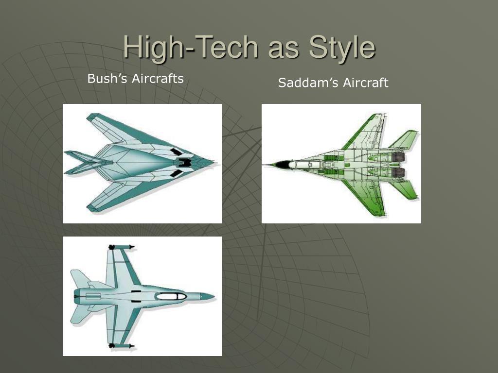 High-Tech as Style