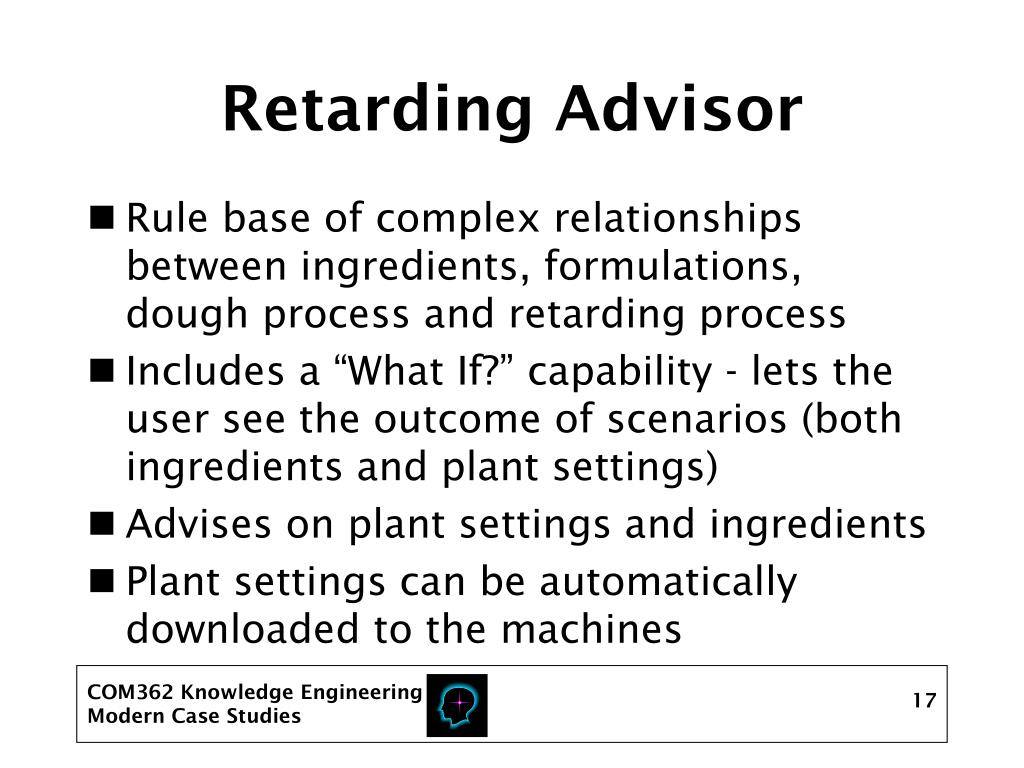 Retarding Advisor