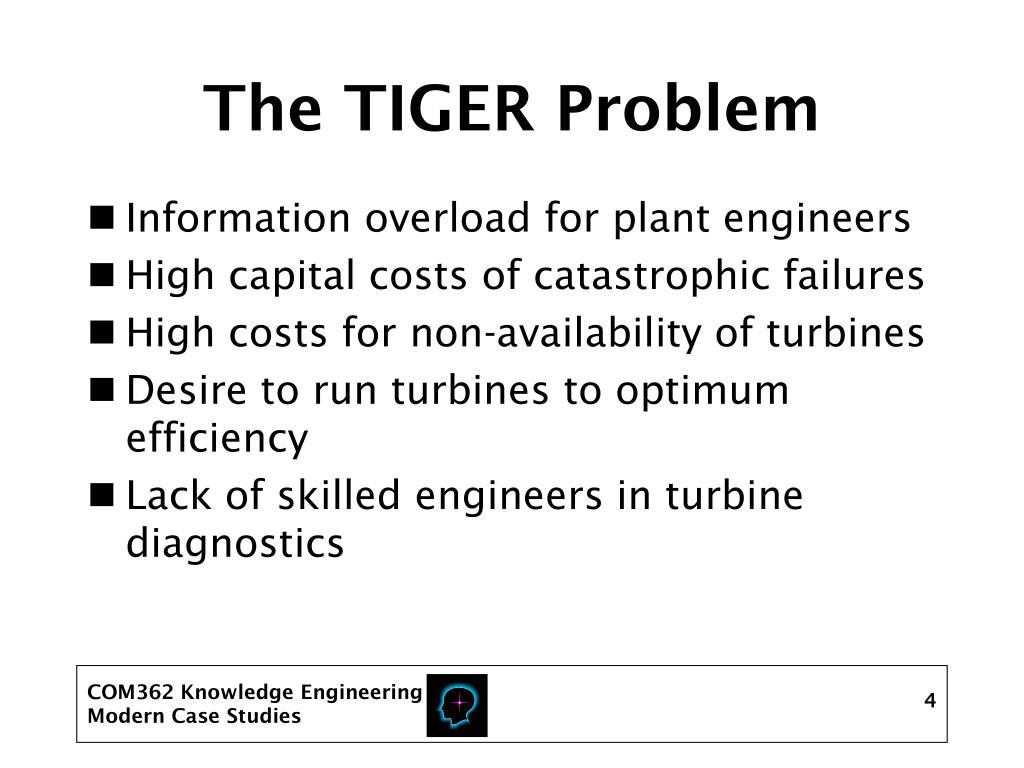 The TIGER Problem