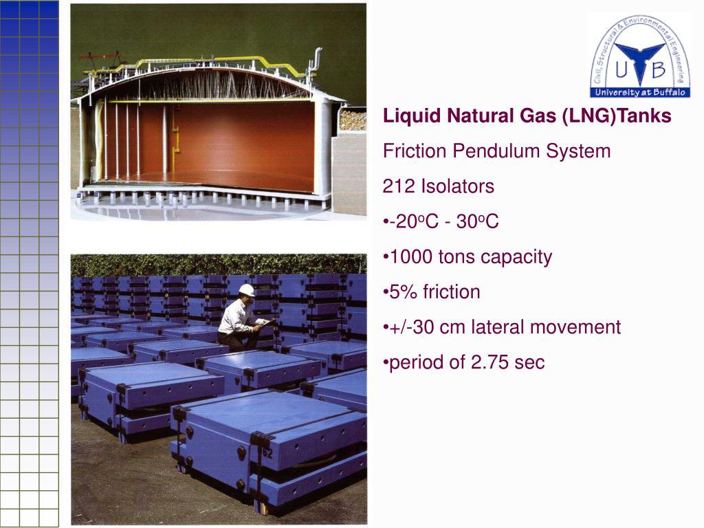 Liquid Natural Gas (LNG)Tanks