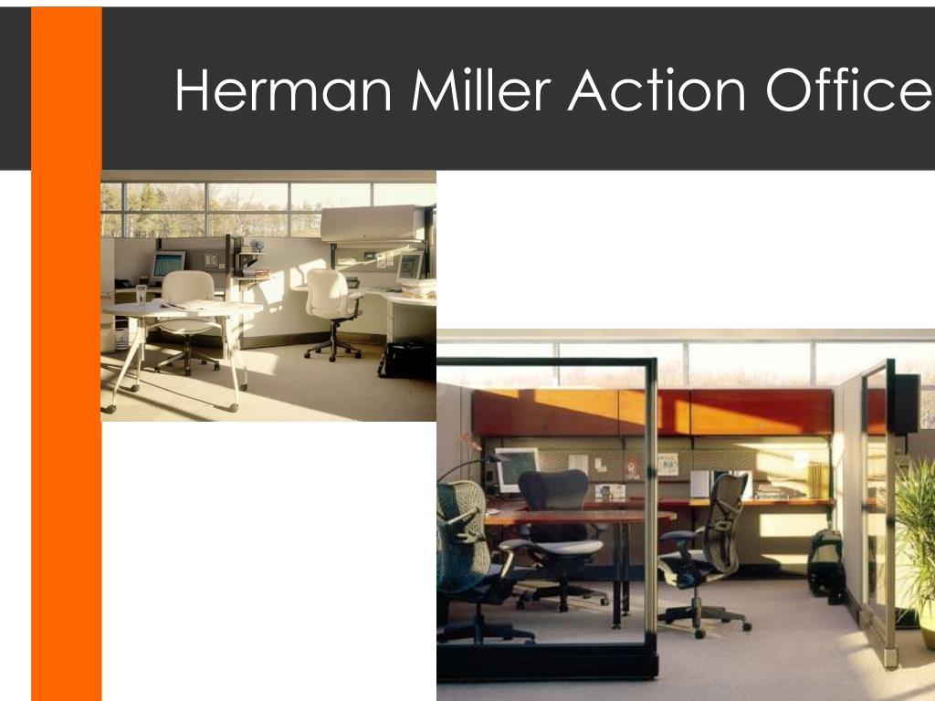 Herman Miller Action Office