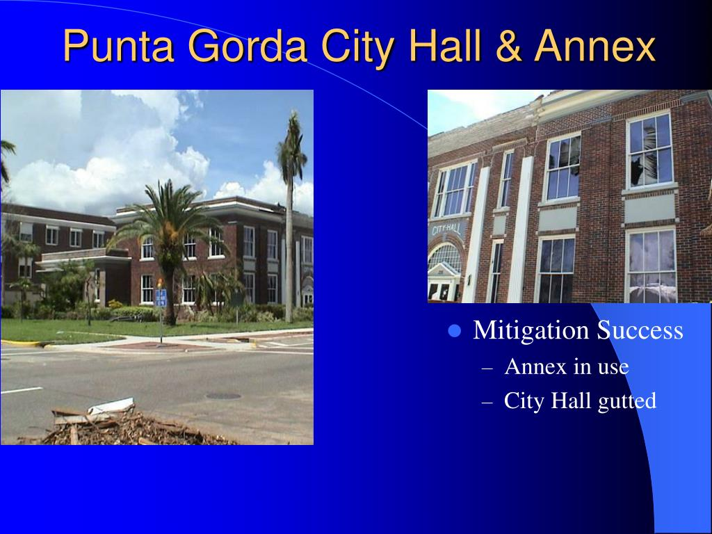 Punta Gorda City Hall & Annex