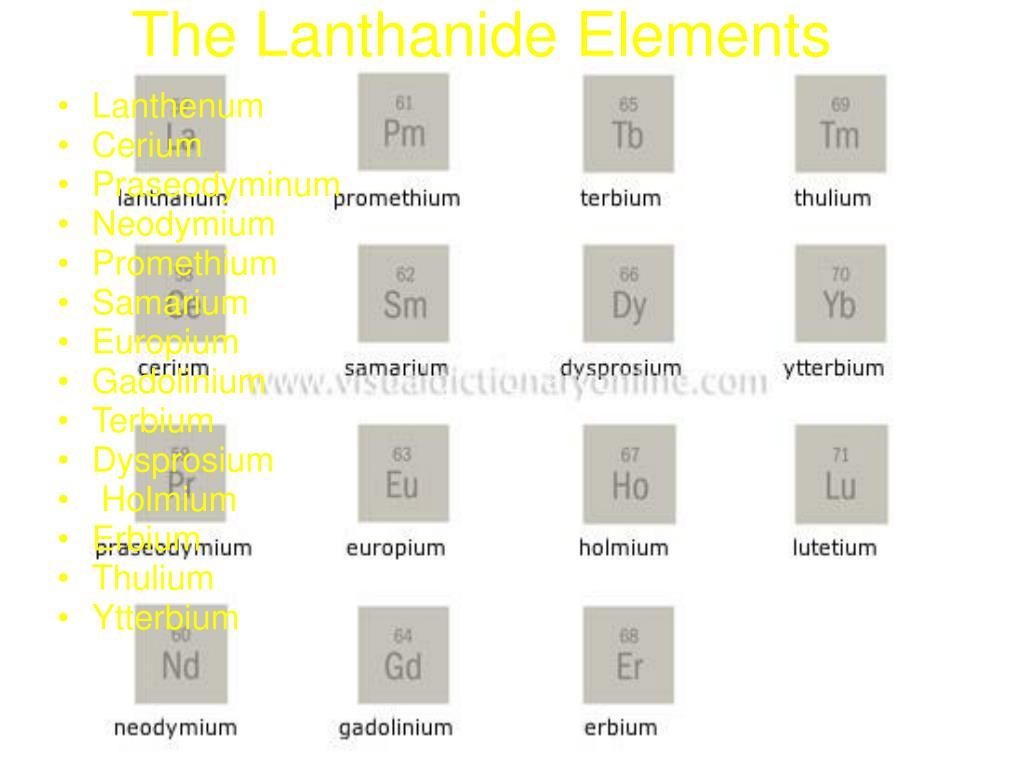 Lanthenum