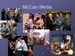 mccain media