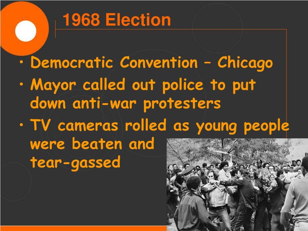 Democratic Convention – Chicago