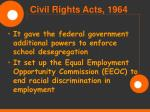 civil rights acts 196449