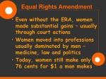 equal rights amendment83