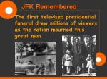 jfk remembered34