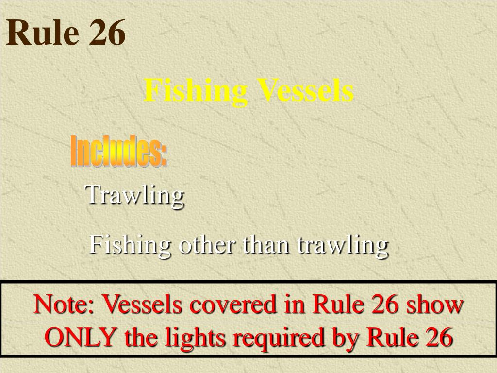 Rule 26