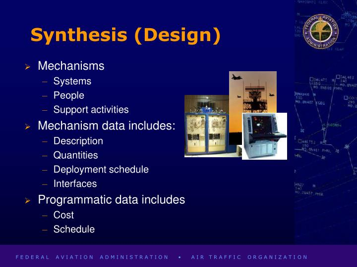Synthesis (Design)