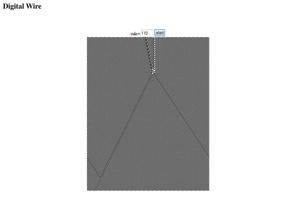 Digital Wire