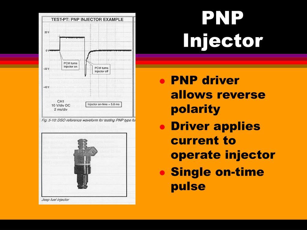 PNP Injector