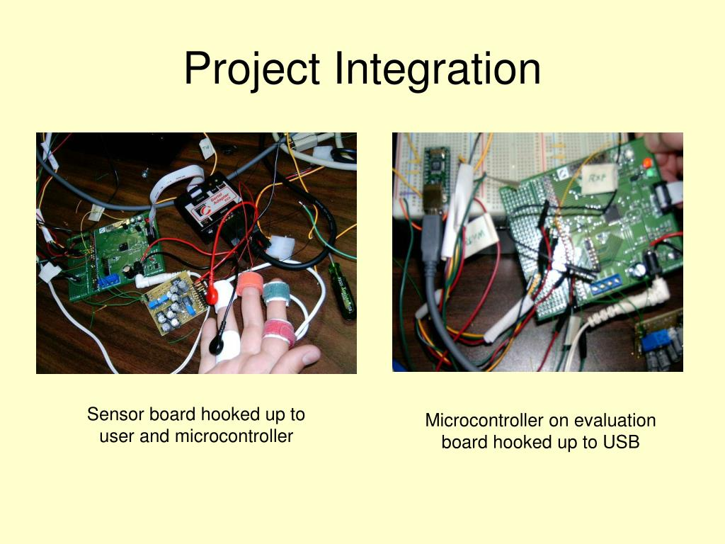 Project Integration