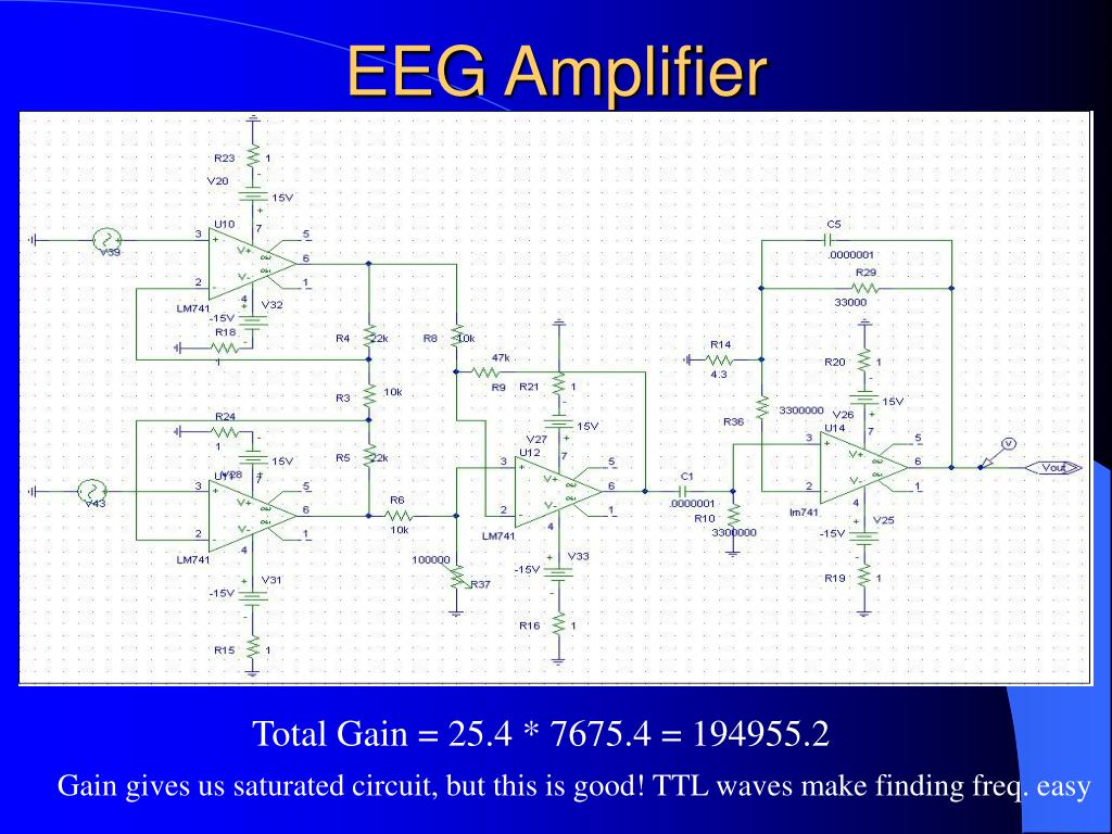 EEG Amplifier