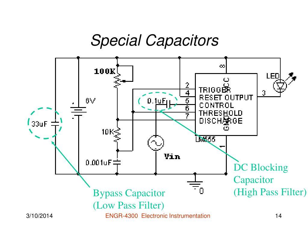 Special Capacitors