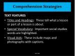 comprehension strategies7