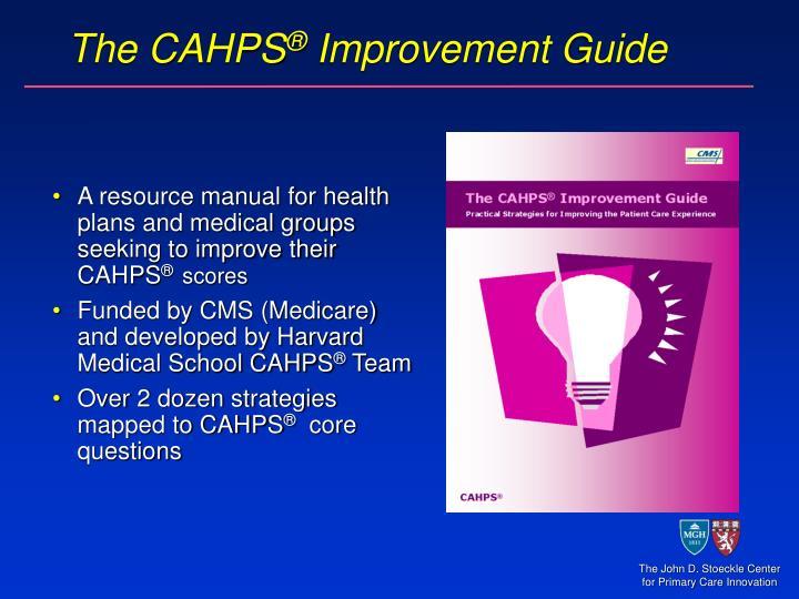 The CAHPS
