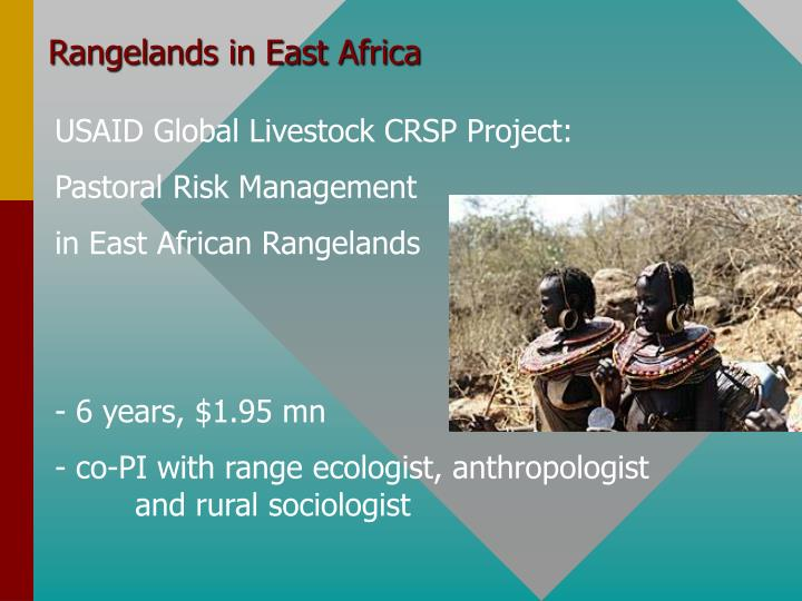 USAID Global Livestock CRSP Project: