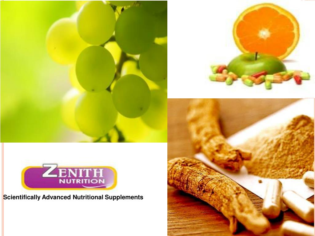 Scientifically Advanced Nutritional Supplements