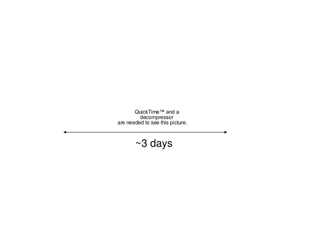 ~3 days