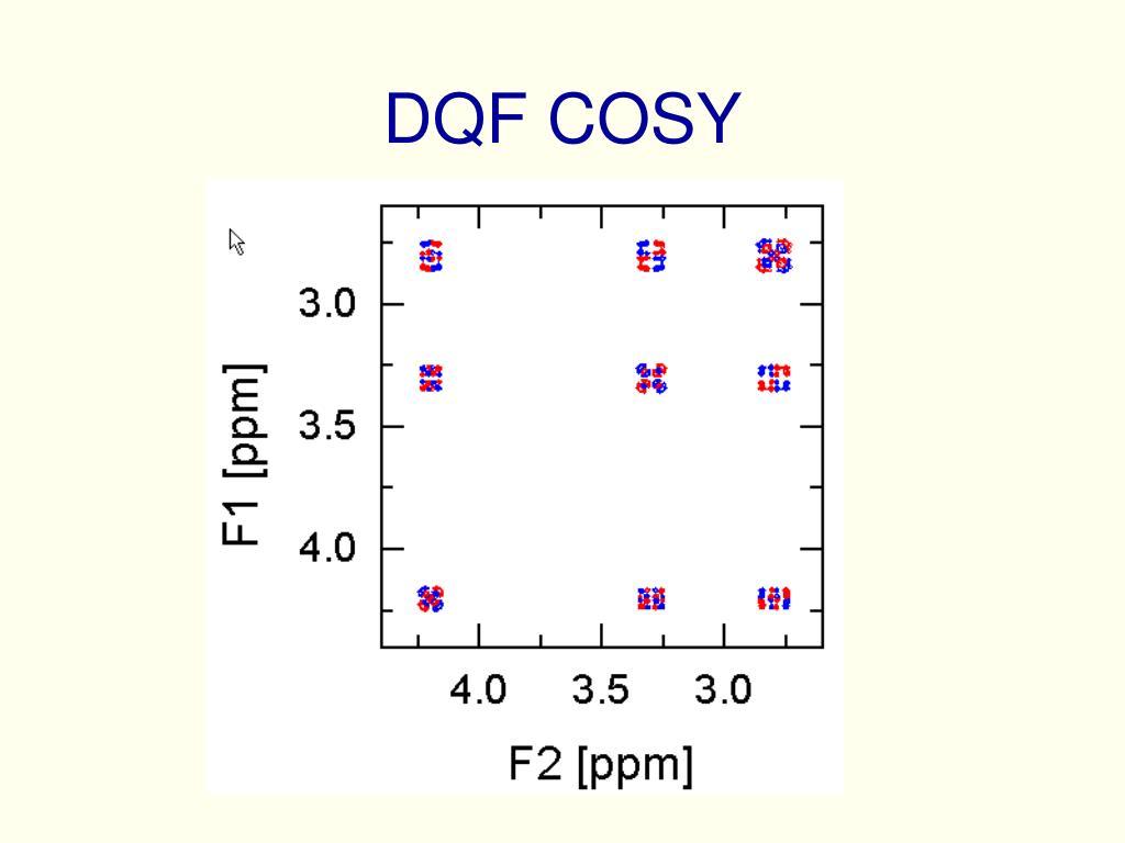 DQF COSY