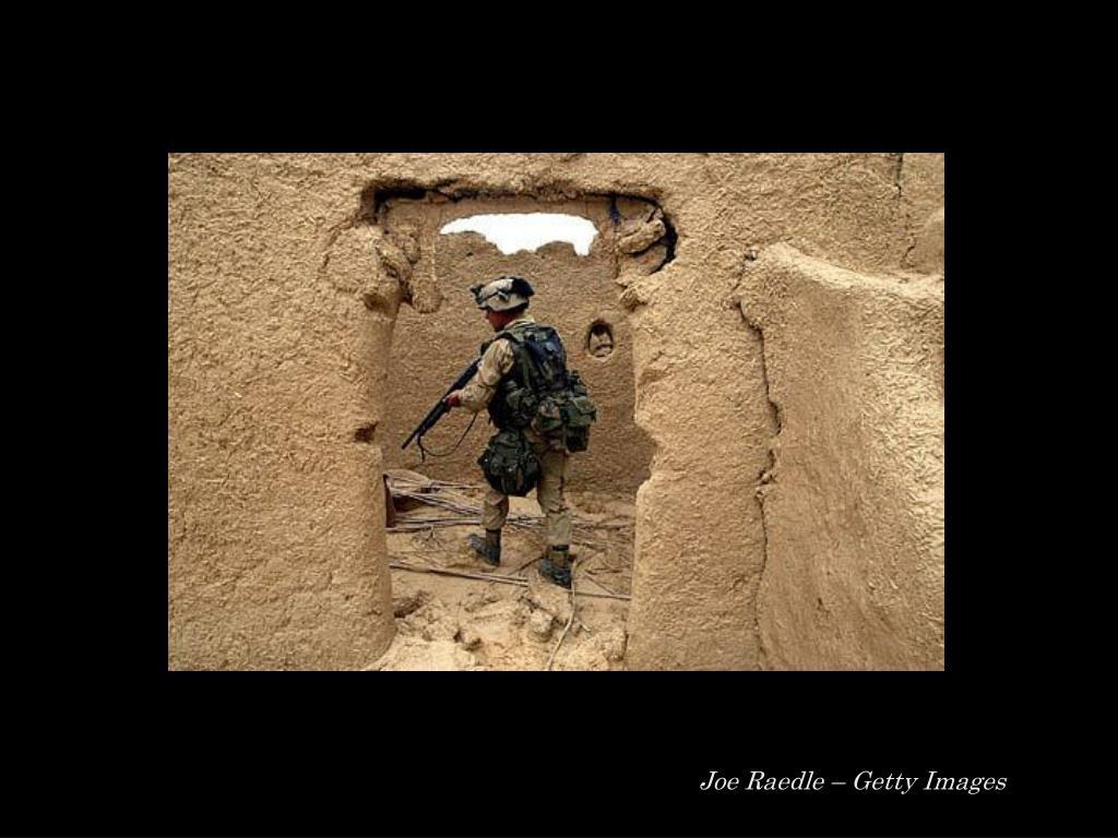 Joe Raedle – Getty Images