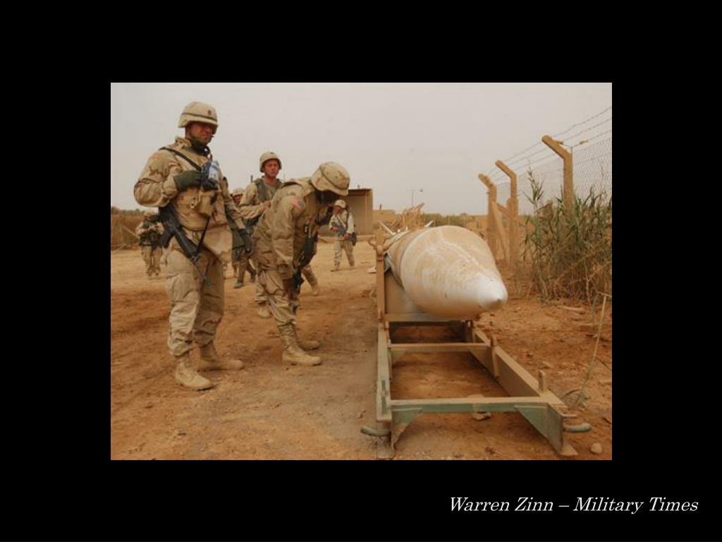 Warren Zinn – Military Times