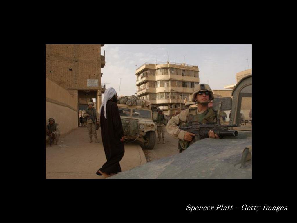 Spencer Platt – Getty Images