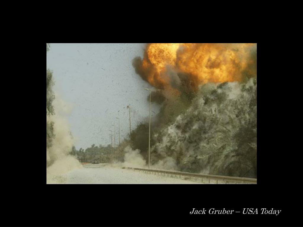 Jack Gruber – USA Today
