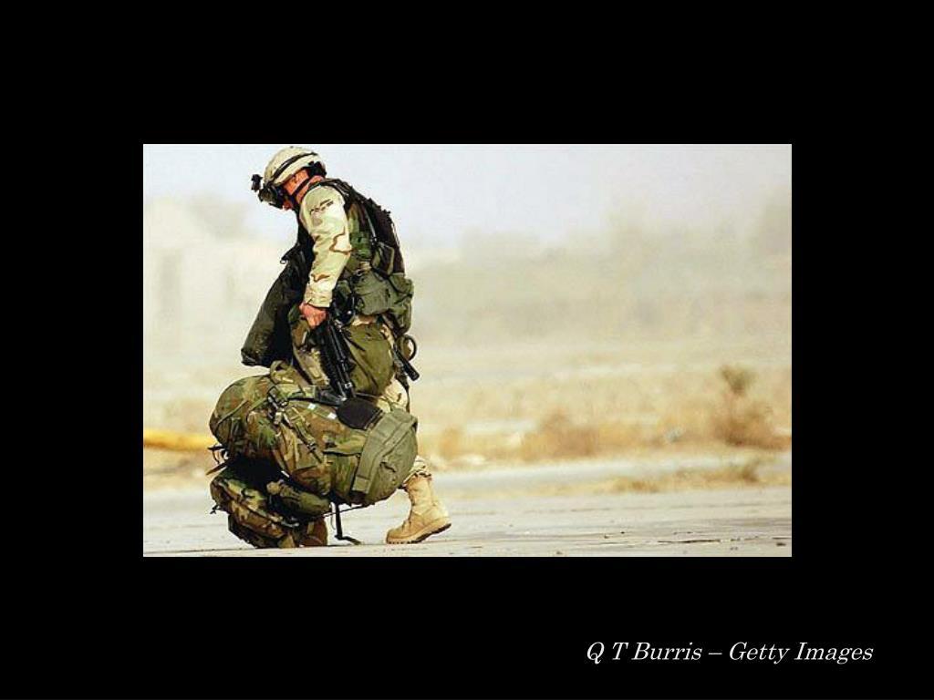 Q T Burris – Getty Images