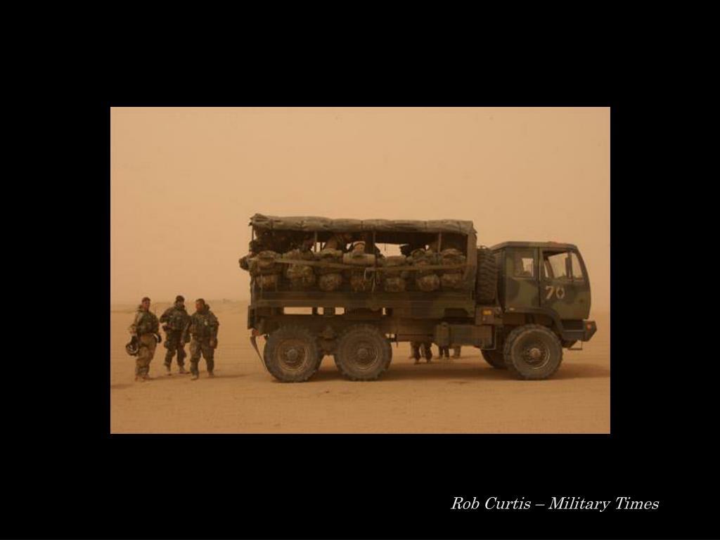 Rob Curtis – Military Times