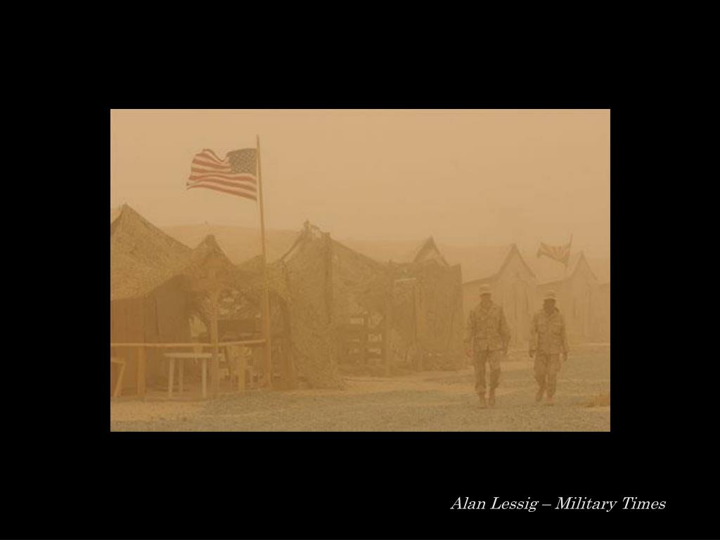 Alan Lessig – Military Times