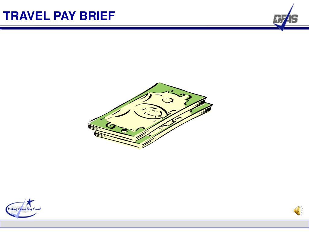 TRAVEL PAY BRIEF