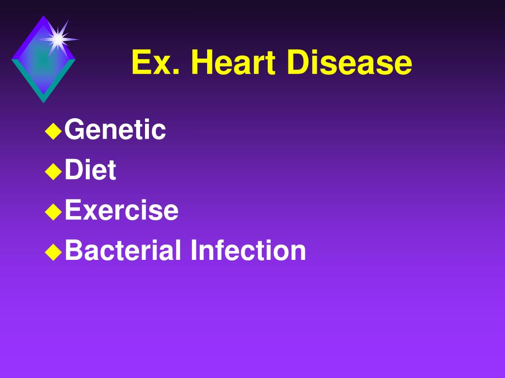 Ex. Heart Disease
